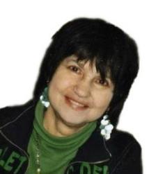 Autorin und Wissenschaftsjournalistin Rosemarie Benke-Bursian