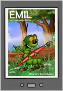 Emil mit den vielen Füßen - E-book - Rosemarie Benke-Bursian